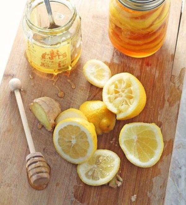 cách giảm cân với mật ong và gừng