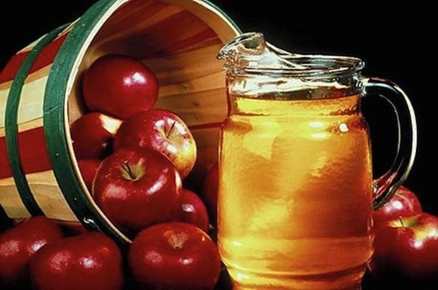 cách giảm cân với mật ong và dấm táo