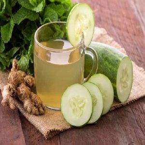 hướng dẫn tự làm nước detox giảm cân