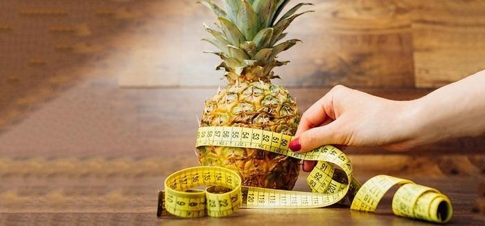 ăn dứa giảm cân an toàn