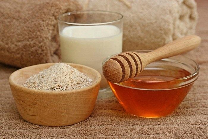 5 lợi ích tuyệt vời của mặt nạ mật ong sữa