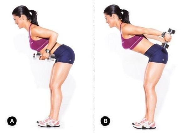 các bài tập giảm mỡ bắp tay hiệu quả 3