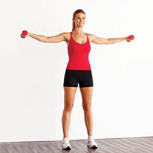 các bài tập giảm mỡ bắp tay hiệu quả 5