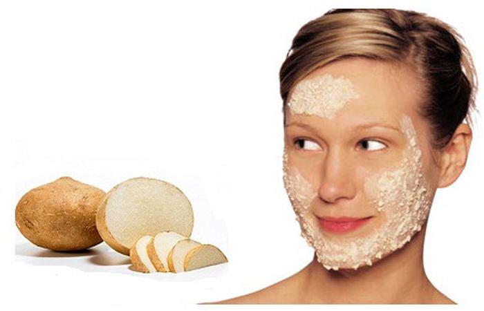 cách làm trắng da mặt tự nhiên từ 21 nguyên liệu dễ tìm 1