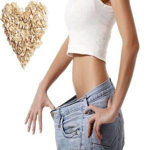 Chia sẻ 3 thực đơn giảm cân với yến mạch giảm ngay 5kg/tuần