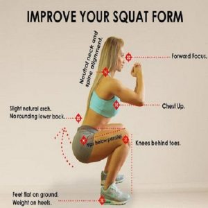 7 bài tập thể dục tại nhà giúp thay đổi vóc dáng trong 4 tuần