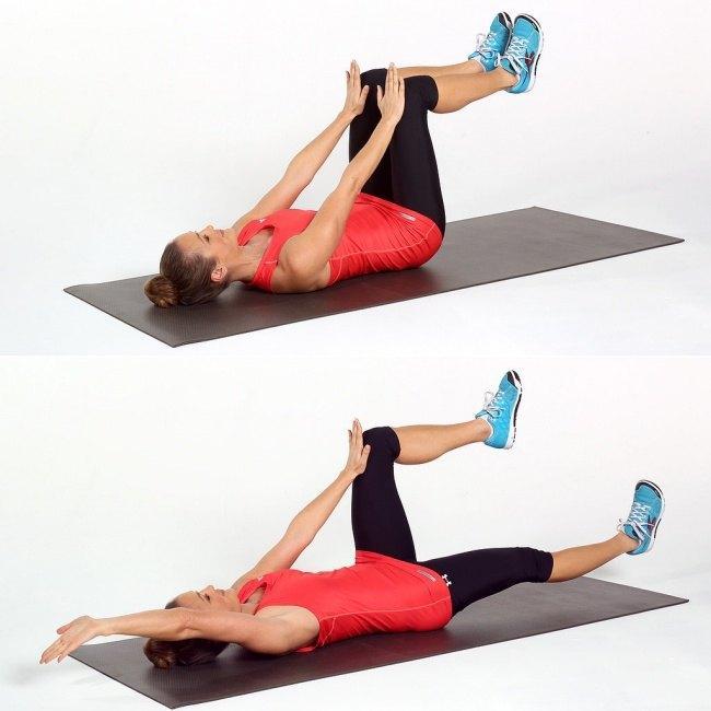 7 bài tập thể dục tại nhà giúp thay đổi vóc dáng của bạn trong 4 tuần 6