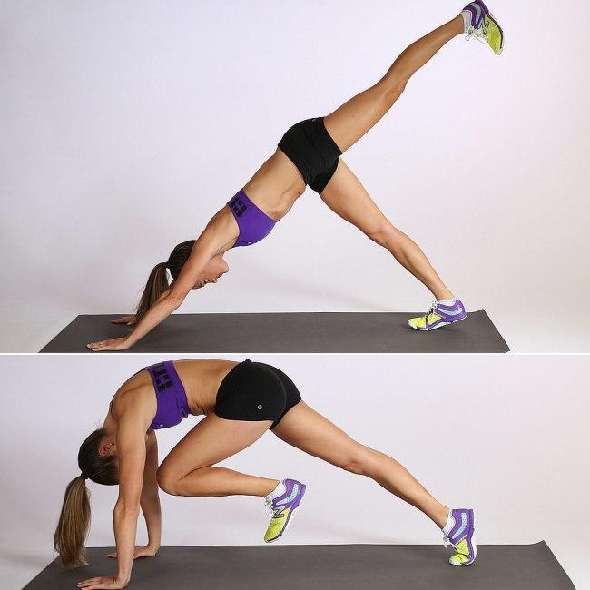 7 bài tập thể dục tại nhà giúp thay đổi vóc dáng của bạn trong 4 tuần 7