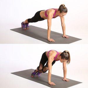 [Workout] – 6 bài tập bụng để có 6 múi chỉ trong 20 phút mỗi ngày