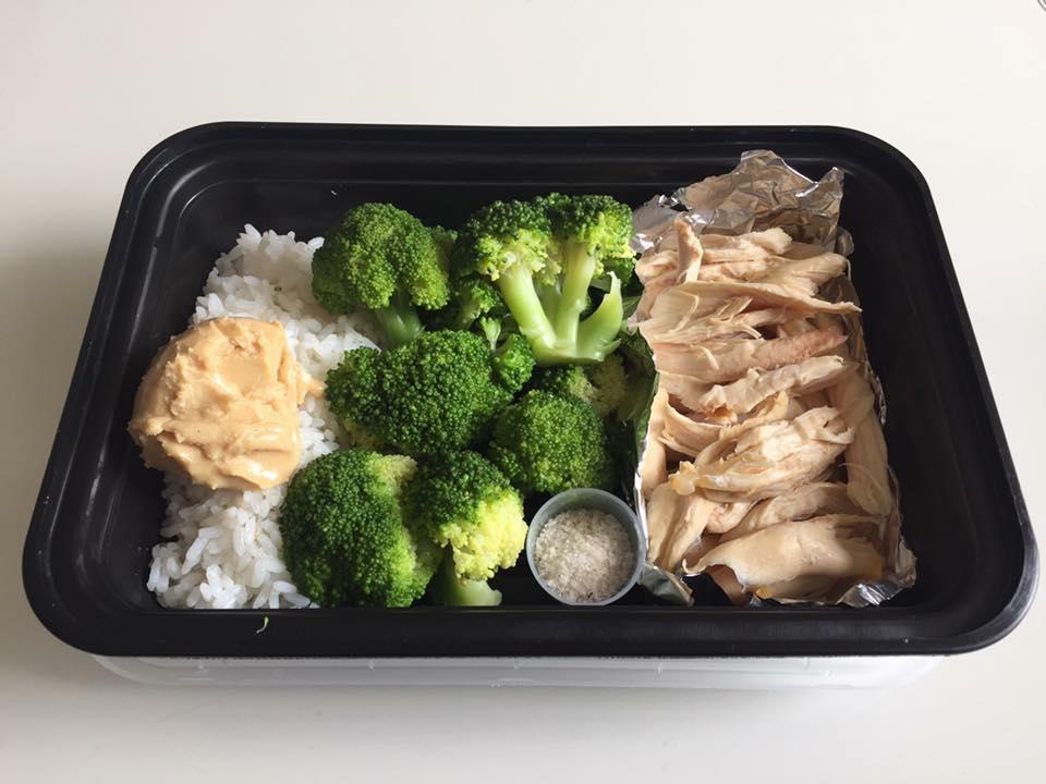 thực đơn giảm mỡ bụng nhanh 4