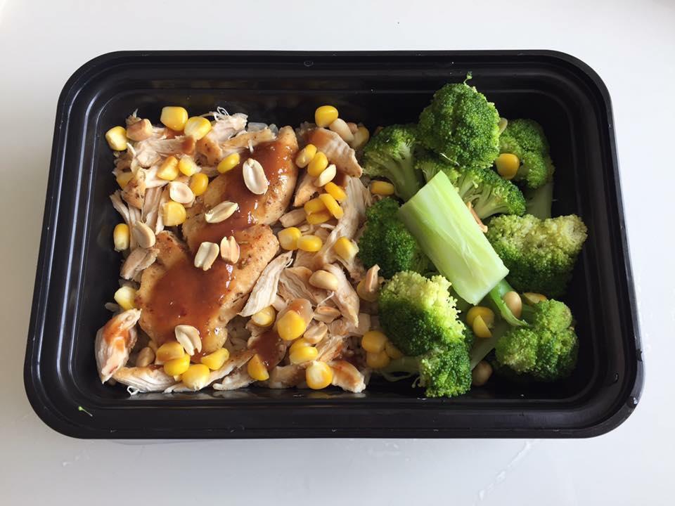 thực đơn giảm mỡ bụng nhanh 6