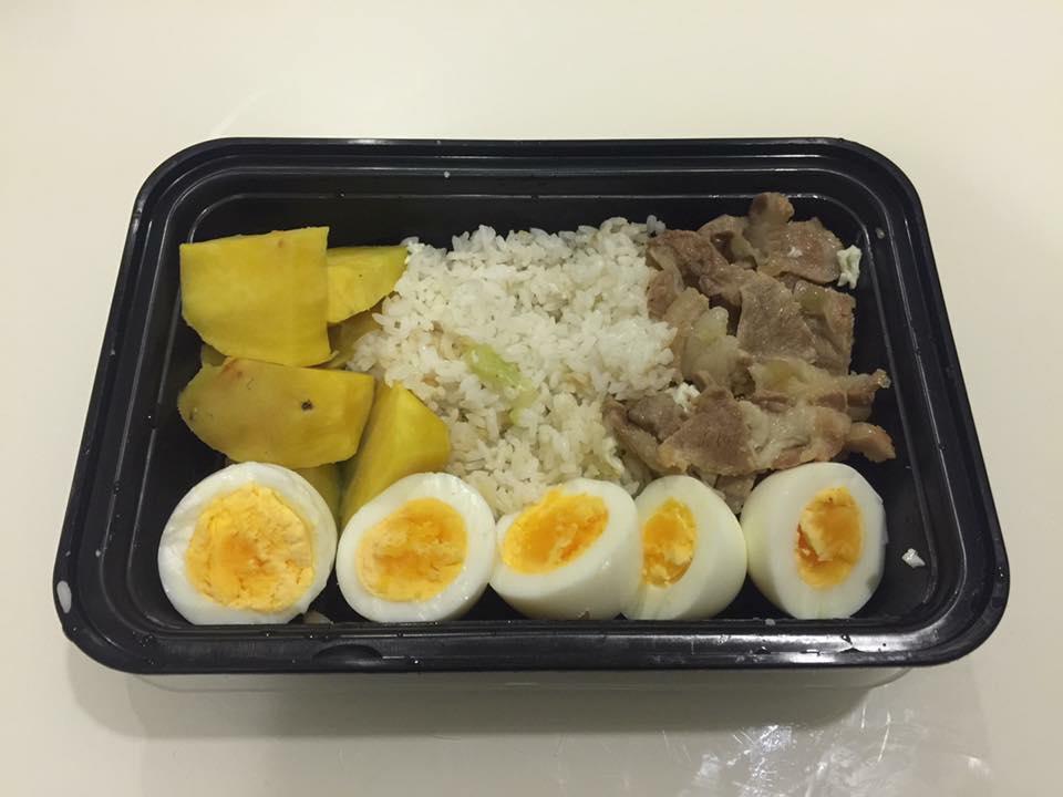 thực đơn giảm mỡ bụng nhanh 7