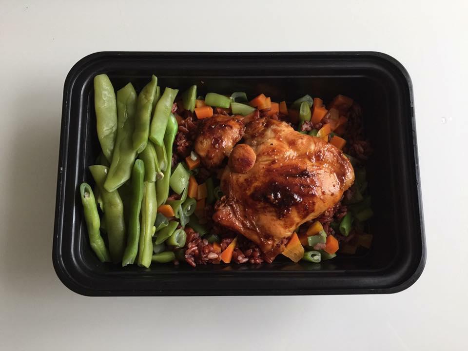 thực đơn giảm mỡ bụng nhanh 8