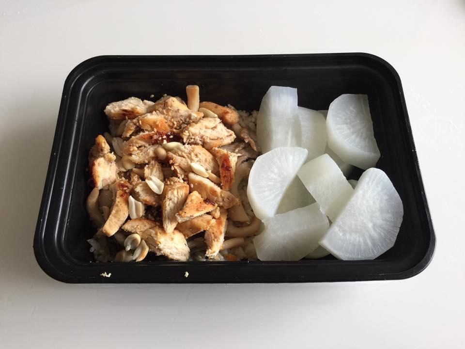thực đơn giảm mỡ bụng 1