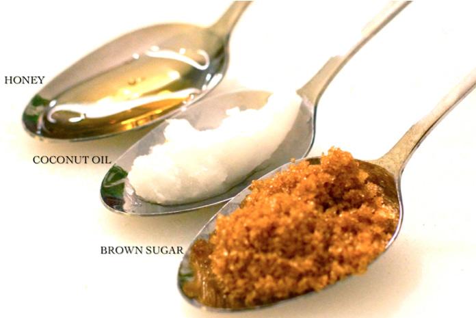 Kết quả hình ảnh cho Tẩy tế bào chết vùng lưng bằng mật ong và đường