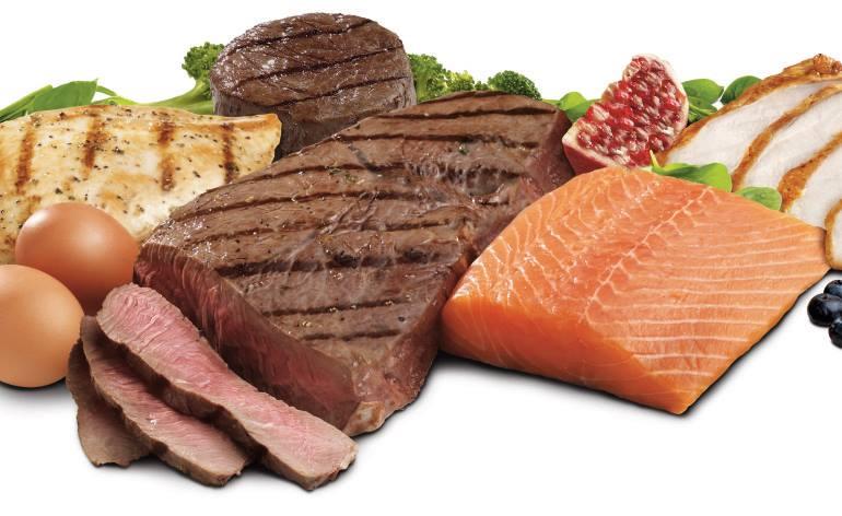 Protein cho quá trình giảm mỡ